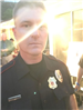 NNO 2015 - Officer John Turner with Two Badges