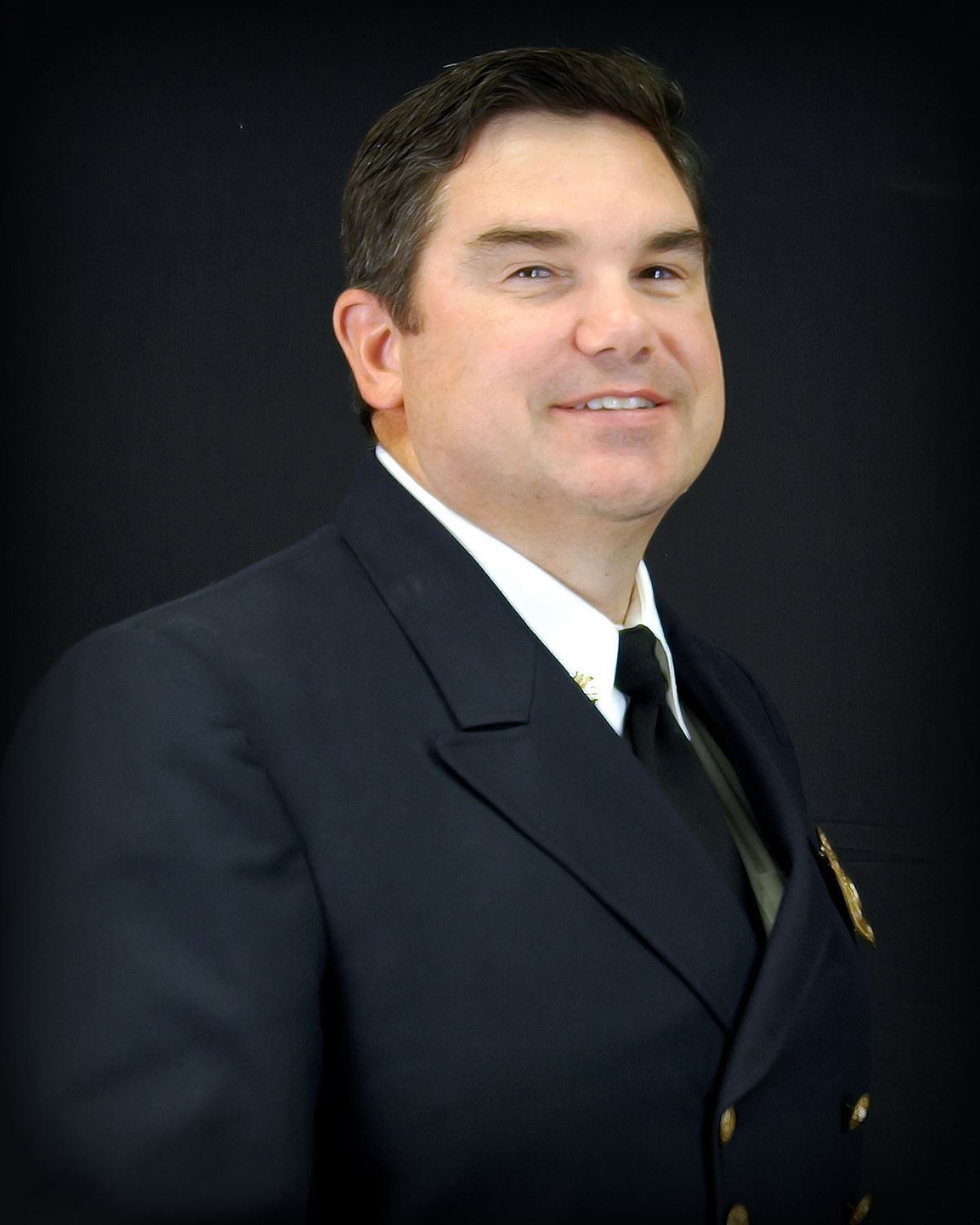 "Fire Chief Robert ""Tracy"" Fox"